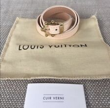 Authentic Louis Vuitton LV Vernis Marshmallow Bracelet