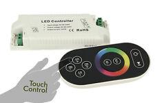 Centralina Led Controller RGB 220V Per Striscia Led Con Telecomando Wireless