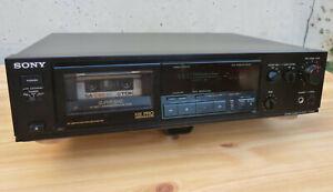 Sony TC-K500 HiFi Kassettenrekorder Cassette Deck Dolby B C HX-Pro
