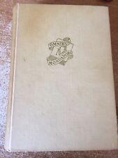 Le avventure di Nero Wolfe Rex Stout 1952 Romanzo Omnibus Mondadori