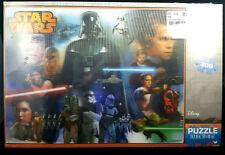 Star Wars Puzzle Disney Super Lenticular 3D Jigsaw 300 Pcs Ages 6 Plus New