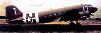 6x4 Photo ww1164 Normandy USA 82nd Air Douglas C47 Serial 4 292879303 rd Tcs 2D