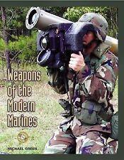 Weapons of the Modern Marines (Battlegear)-ExLibrary