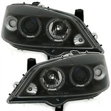 FAROS LUCES AV ANGEL EYES NEGRO OPEL ASTRA G 1998-2004 2.0 16S TURBO BERTONE