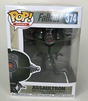 Funko POP! Games - Fallout S2 Vinyl Figure - ASSAULTRON #374 - New