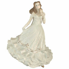 ROYAL WORCESTER FIGURINE - SPECIAL OCCASION - GOLDEN MOMENTS SERIES - PERFECT