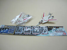 Macross Mission Part 1 VF-1J Fighter Gashapon Figure Robotech *