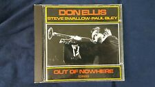 DON ELLIS - OUT OF NOWHERE (STEVE SWALLOW PAUL BLEY). CD