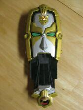 Power Rangers Megaforce Deluxe Gosei Morpher Head Card Reader 2012