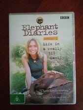 Elephant Diaries - Series 1 (DVD, 2008)