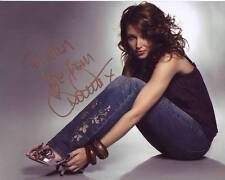 DANNII MINOGUE Autographed Signed Photograph - To John