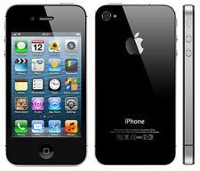 iPhone 4 Black 16 GB - (Verizon Network) W/ FREE Month $40 Verizon prepaid Plan!