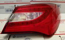 OEM CHRYSLER 200 2011-2013 RIGHT/ PASSENGER SIDE LED TAIL LIGHT PART #05182524AB