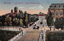 B78079 calea rahovei tramway tramvai biserica domnita   bucuresti   romania