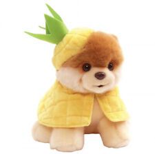 More details for gund boo - large 23cm plush boo  dressed as a pineapple  worlds cutest dog