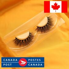 Reusable Real Mink Eyelashes Strip Lashes - Comparable to MYKONOS (For Lilly)