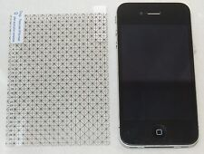 "NEW 4x3"" Universal iPhone 5s 5c SE Clear LCD Screen Protector 5 Galaxy S4 S2 S"