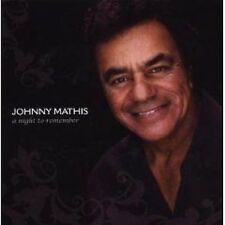 Johnny Mathis A Night To Remember CD NEW 2008 Hey Girl+