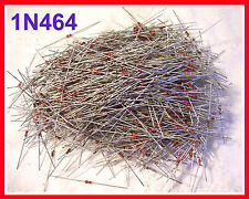 300-PACK 1N464 SILICON 175PIV 50nS FAST SWITCHING 250mW DIODE DO-35 GLASS