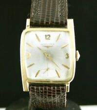 VINTAGE! Longines Asymmetrical Case Wristwatch NICE!