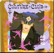 CULTURE CLUB WAR SONG/LA CANCION DE GUERRA USED 45RPM VINYL W/PICTURE SLEEVE