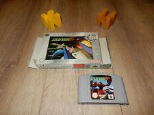 PAL N64: Lylatwars (lylat wars starfox) Boxed without Manual Nintendo 64