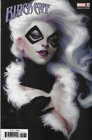 Black Cat Comic 1 Cover D Variant Artgerm First Print 2019 Jed Mackay Foreman