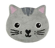 Sass & Belle Nori Cat KAWAII Friends Rug 100 Cotton
