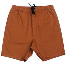Oakley ERIC Shorts Size 38 XXL Cinnamon Brown Mens Casual Walkshort