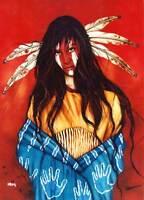"Cascada de Amor - Henri Peter 30x 22"" Signed Limited Edition Canvas Trans #/2000"