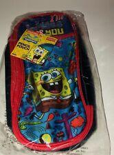 """New listing Staples Spongebob Squarepants Pencil Pouch/Case/Bag """"I'm Bubbles For You� New"""