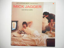 """MAXI 12"""" ▒ MICK JAGGER : JUST ANOTHER NIGHT (EXTENDED REMIX)"""