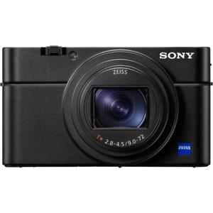 Sony Cyber-Shot RX100 VII Digital Compact Camera: Refurbished
