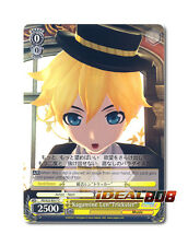 "Weiss Schwarz Project DIVA x 4 Kagamine Len""Trickster"" [PD/S22-E017 C] English"