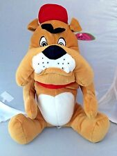 Paw Paw Pet Products Bulldog Pup Dog Squeaky Stuffed Toy NEW Squeaker Puppy
