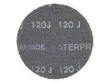 DEWALT - DTM3115 Mesh Sanding Discs 125mm 120G (Pack of 10)
