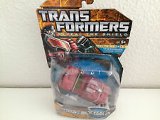 Transformers classics generations RTS reveal the shield Perceptor