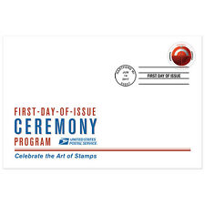 USPS New Have a Ball!  Ceremony Envelope
