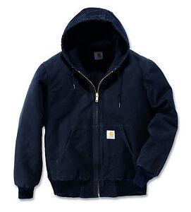 Carhartt J130 Quilt Flannel Lined Sandstone Active Jacket - Winterjacke - TOP !