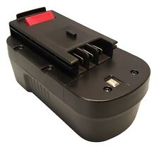 HIGH RATE Black & Decker 18V Slide Battery Pack Model HPB18-OPE Replacement