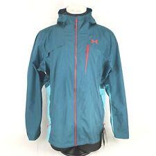 Under Armour Mens Sports Bomber Windbreaker Nylon Coach Jacket Sz M Nwt Ih32 Products Hot Sale Men's Clothing