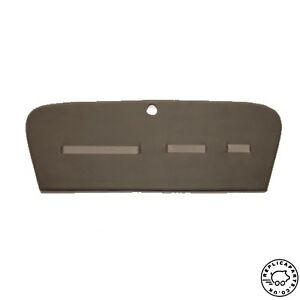 Porsche 356 A B Glove Box Lid Liner Grey Vinyl As Original Replaces 64455203700