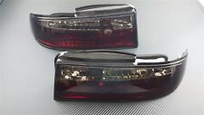 Phase 2 Smoke LED Rear Tail Light Kit 3pcs For Nissan S14 Zenki 240SX Silvia