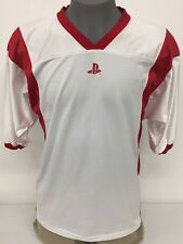 Sony PlayStation 2 Teamwork Athletic Football Jersey Size Large 42-44 Ps2 Gaming