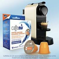 Caffenu Coffee Machine Cleaning Capsules And Liquid Descaler For Coffee Machines