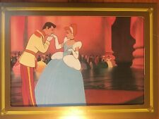 "Cinderella Disney Movie Club Lithograph Collection 5"" x 7"""