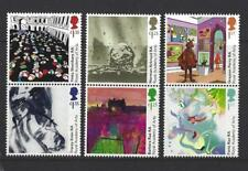 GREAT BRITAIN 2018 ROYAL ACADEMY OF ARTS SET OF 6 IN VERTICAL PAIRS UNMOUNTED