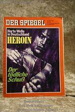 Der Spiegel 23/77 30.5.1977 Heroin - Der tödliche Schuss