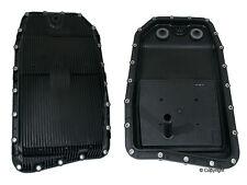 ZF Automatic Transmission Oil Pan Filter 6 Qts Fluid Kit BMW Jaguar Land Rover