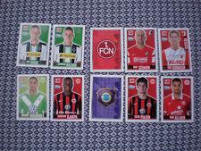 2 Tütchen Fußball Bundesliga Sticker 2014 / 2015 Penny  NEU 10 Sammelsticker